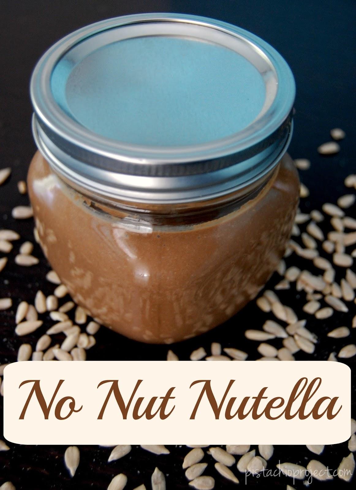 No Nut Nutella