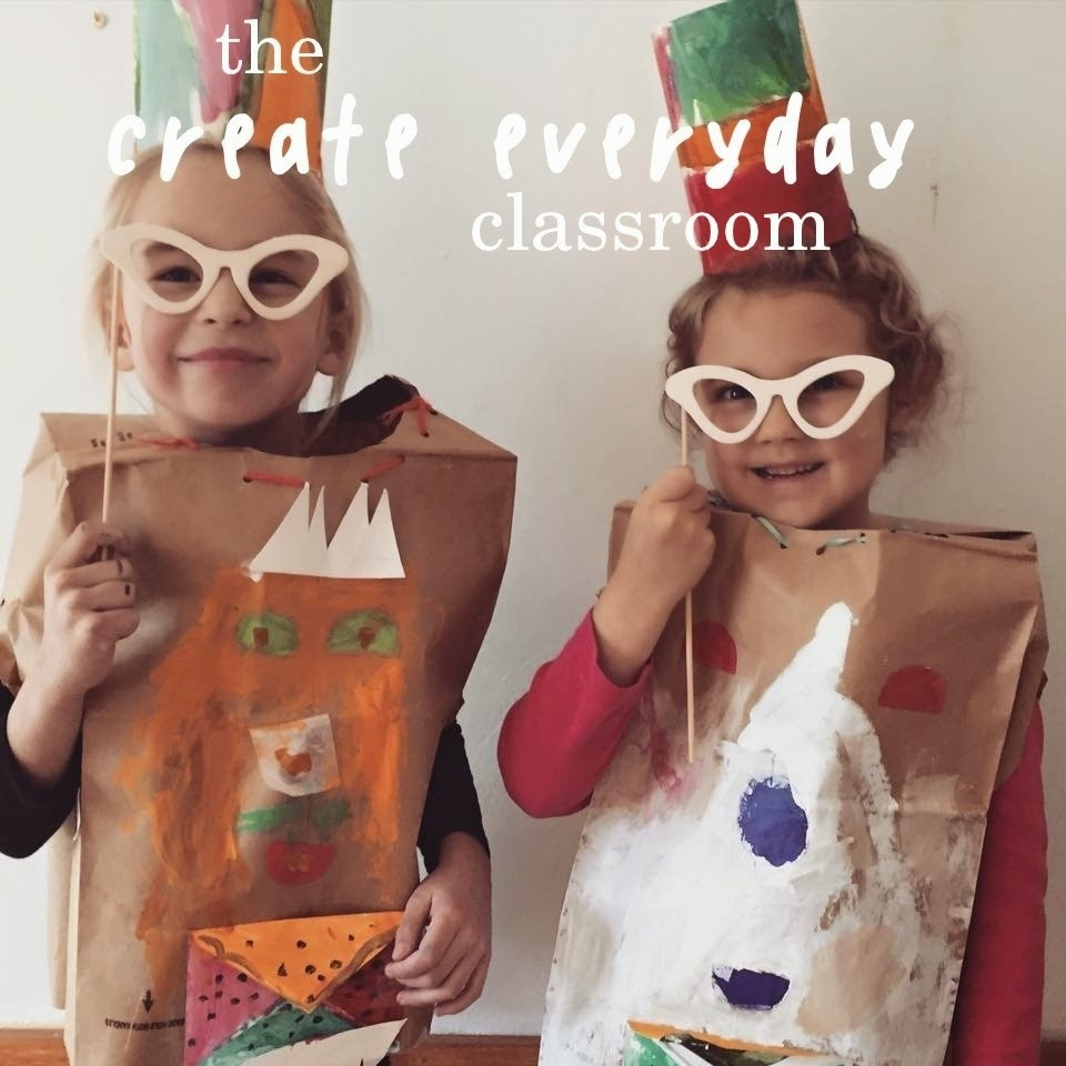 the create everyday classroom