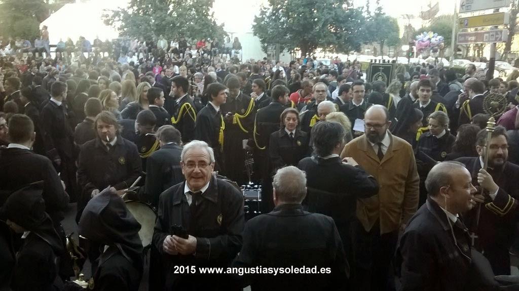 procesion angustias y soledad