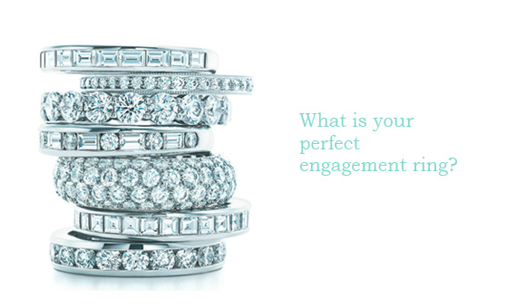 2013 Tiffany engagement rings collection