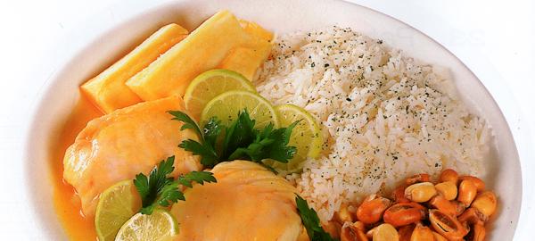 Recetas de cocina peruana y del mundo jugoso de mero de for Cocina 5 ingredientes jamie