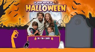 """""""La gran noche de halloween"""" en PortAventura"""