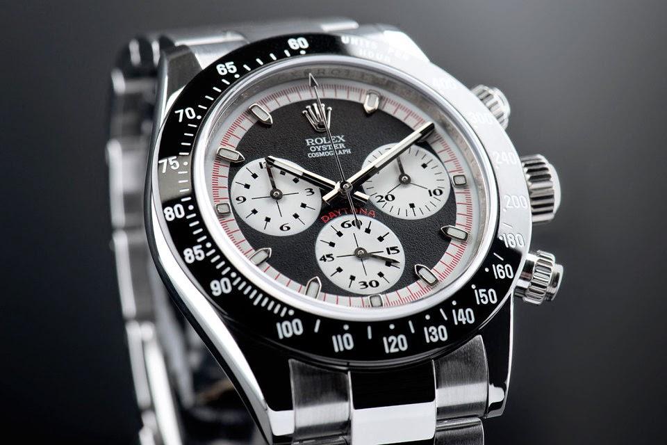 Blaken Rolex Daytona Paul Newman Inspirations Area