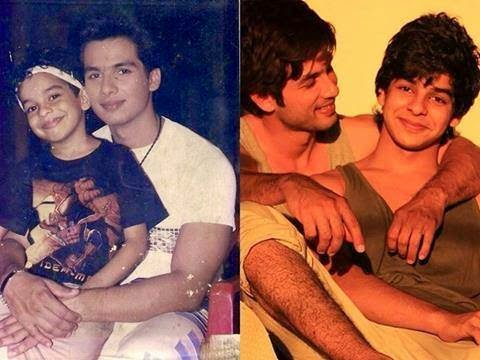 Shahid Kapoor's brother Ishaan