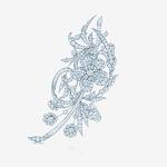 diamant romantique poetique bijoux