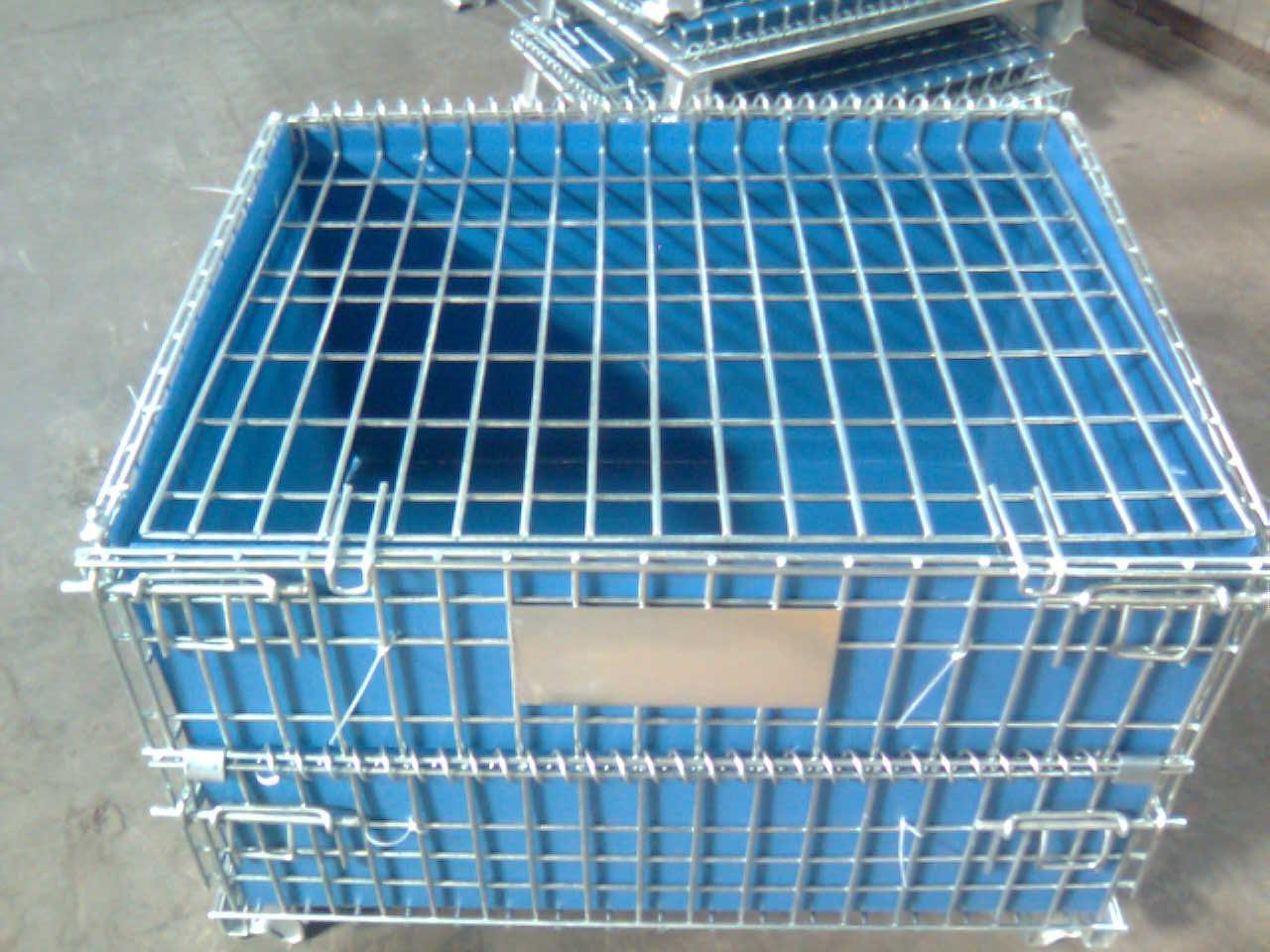 wire storage cage: 九月 2015