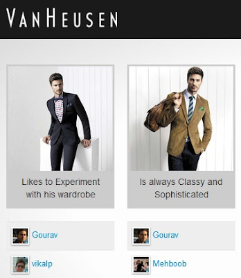 Most Fashionable Professional - LinkedIn Campaign