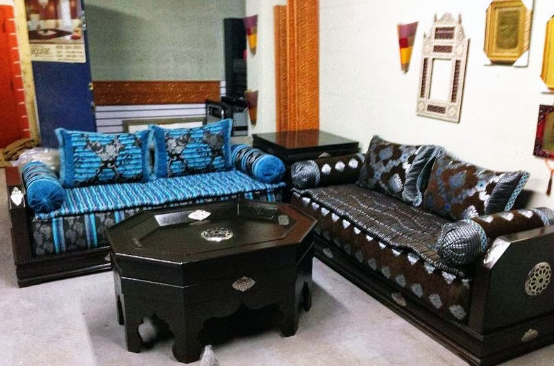 2015 for Salon marocain moderne 2018