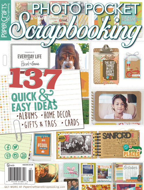 Photo Pocket Scrapbooking