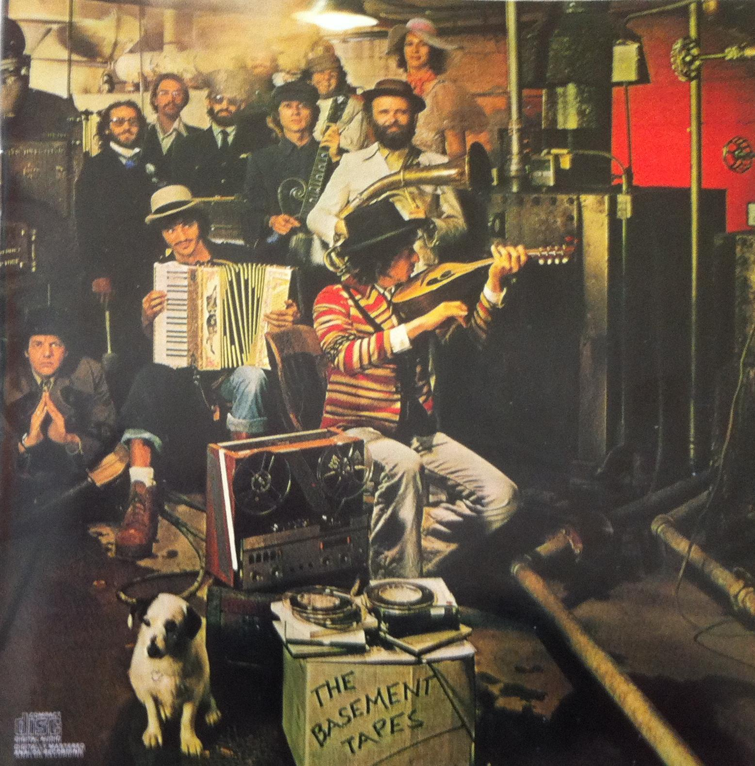 bob dylan album by album the basement tapes part i great jones