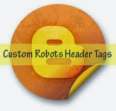Configurando  Custom Robots tags dentro do Editor do Post do Blogger