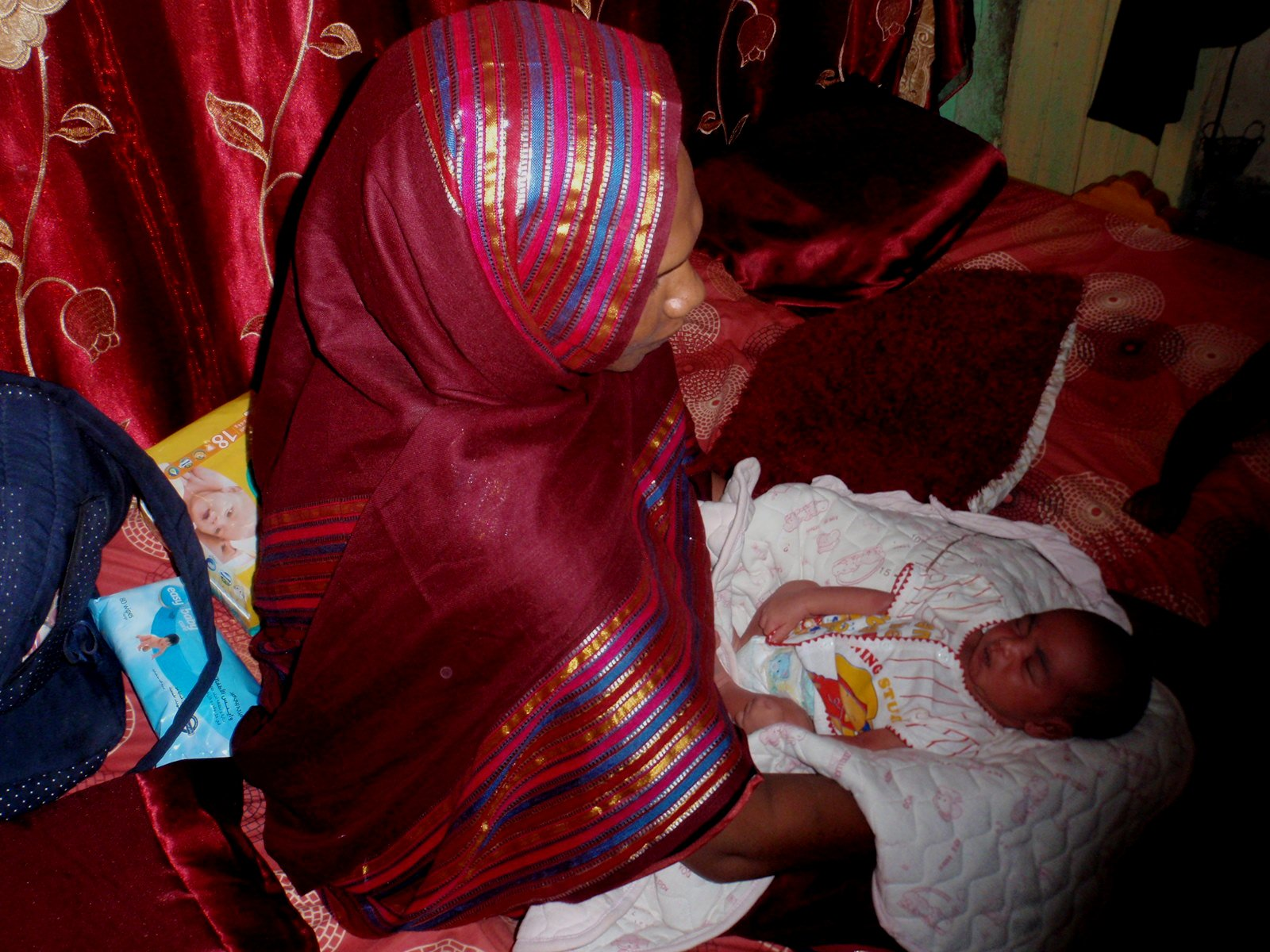 Sudanese wedding rituals and traditions - Leila Is An Effusive Host Eager To Please Even Though She Is Preoccupied With Her New Baby Who Is Just Three Weeks Old And Suffering From A Fever And