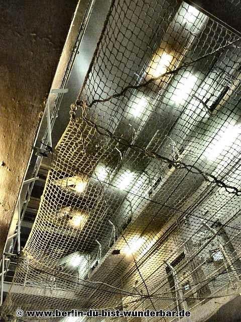 Berlin, DDR, Untersuchungshaft, U-Haft, Alcatraz am Alex, Gefängnis, Knast