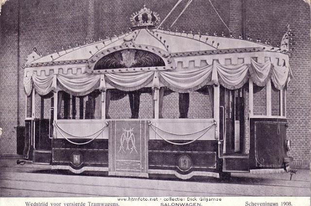 1908: Ένας διαγωνισμός για τραμ