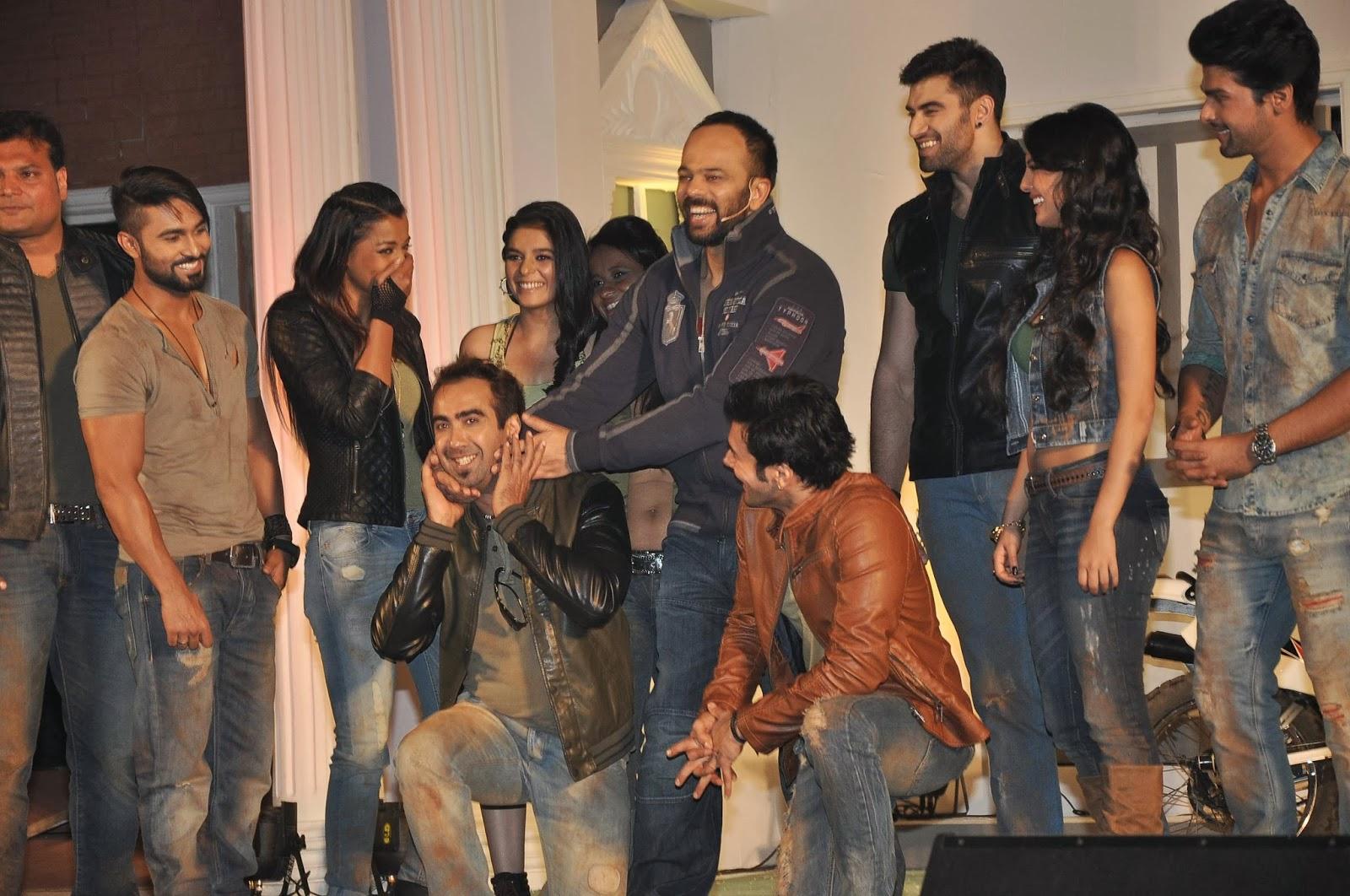 Celebs Contestants Launch At Khatron Ke Khiladi New Season