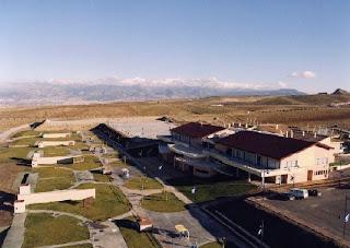 Centro Especializado de Alto Rendimento de Tiro Olímpico Juan Carlos I, sede da 4ª etapa da Copa do Mundo ISSF de Tiro Esportivo 2013