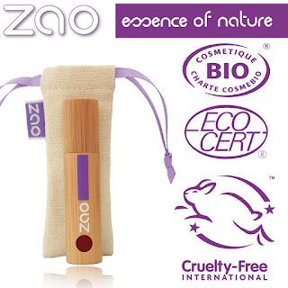 ZAO Organik makyaj ürünleri