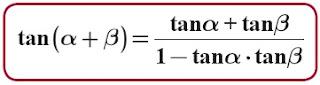 tan(α + β)