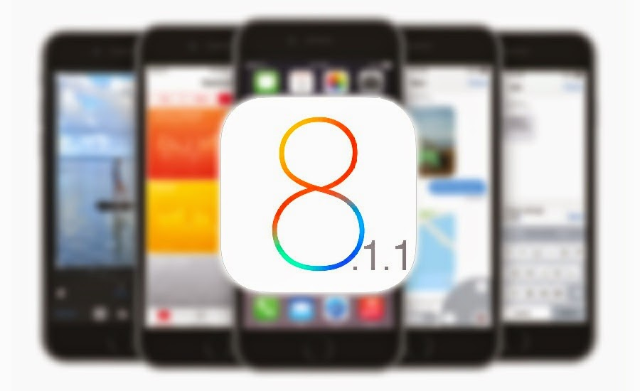 iOS 8.1.1 beta 1 is available