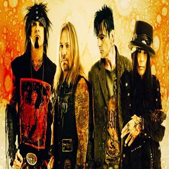 Banda - Mötley Crüe
