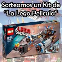 """Regalamos un kit """"La Caballería del Castillo"""" de la """"LEGO PELICULA"""""""