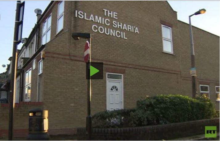 UK'S INCREASING SHARIA LAW COURTS