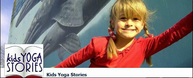 Interviews with Author Bloggers: Giselle Shardlow of Kids Yoga Stories