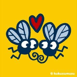 como moscas al amor
