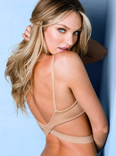 Candice Swanepoel for VS Lingerie, March 2013 (Part 2)