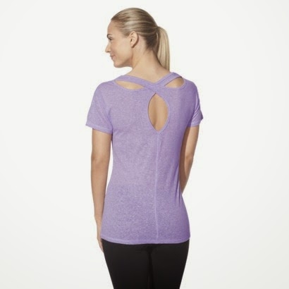 C9 by Champion Open Back Layering Top