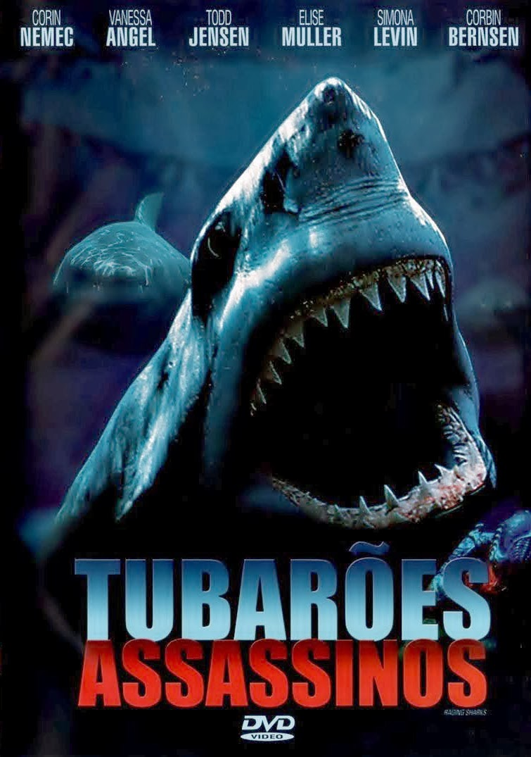 Tubarões Assassinos – Dublado (2005)