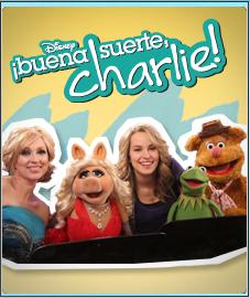 Buena Suerte'Charlie!