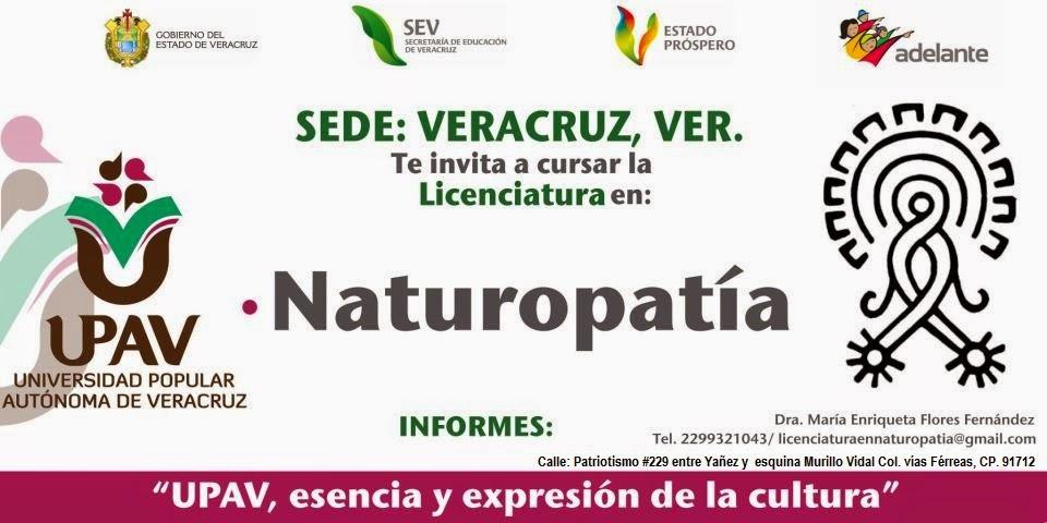 estudia naturopatia