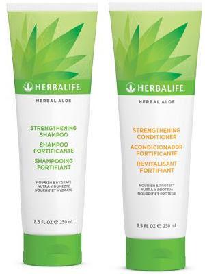 herbalife strengthening shampoo