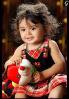 Babies Pictures With Red & Black Dress Baby Images
