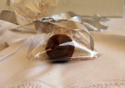 Trufas de chocolate aromatizadas con cardamomo y ron