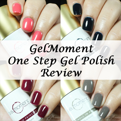 GelMoment Gel Polish Swatches and Review