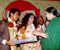Actor Ajith Shalini Wedding Photos