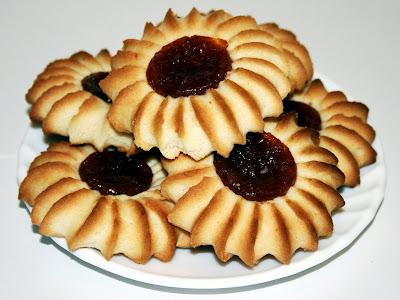 Песочное печенья «Курабье» - Ресторан дома