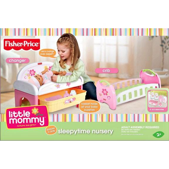 Lalki i akcesoria dla dziewczynek Fisher Price Little ...