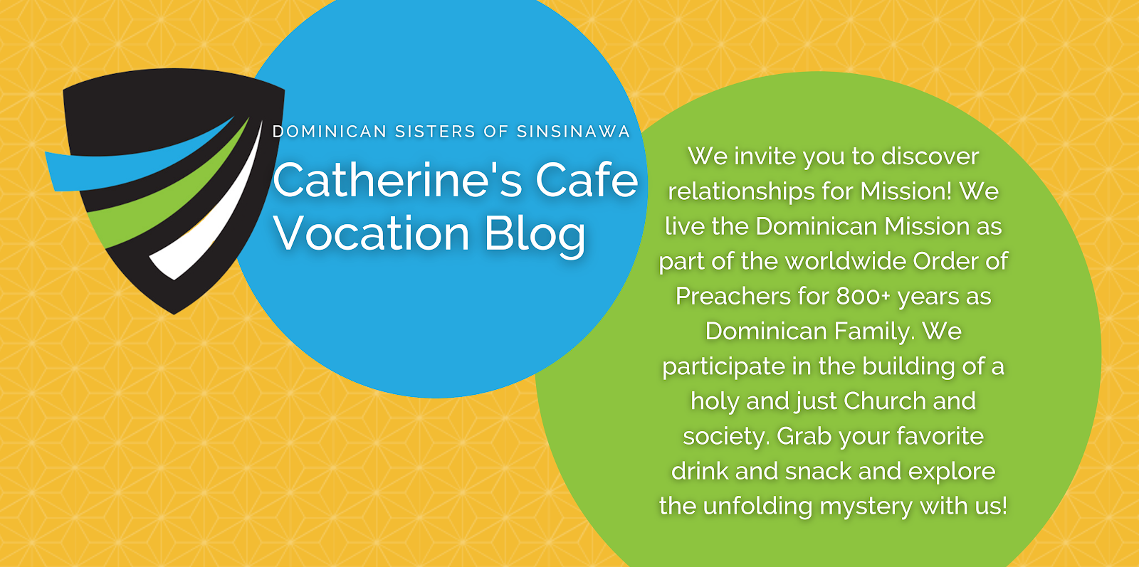 Catherine's Cafe Vocation Blog