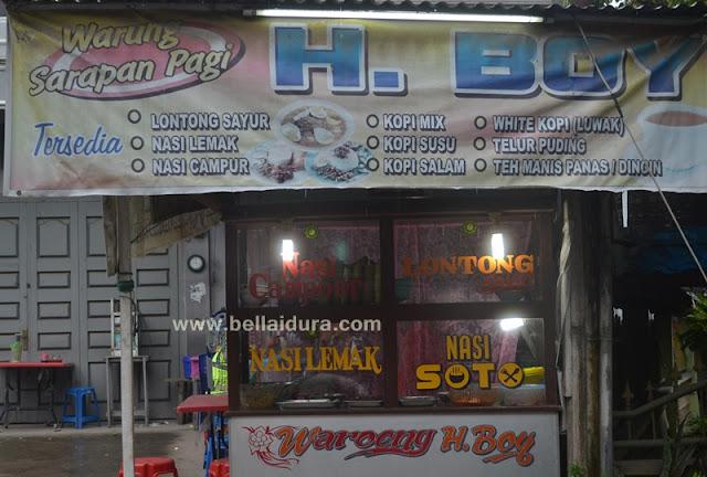 kedai makan sedap di Medan