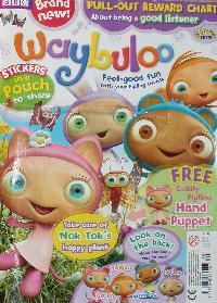 Waybuloo magazine.