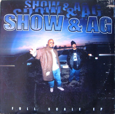 Showbiz & A.G. – Full Scale EP (Vinyl) (1998) (FLAC + 320 kbps)