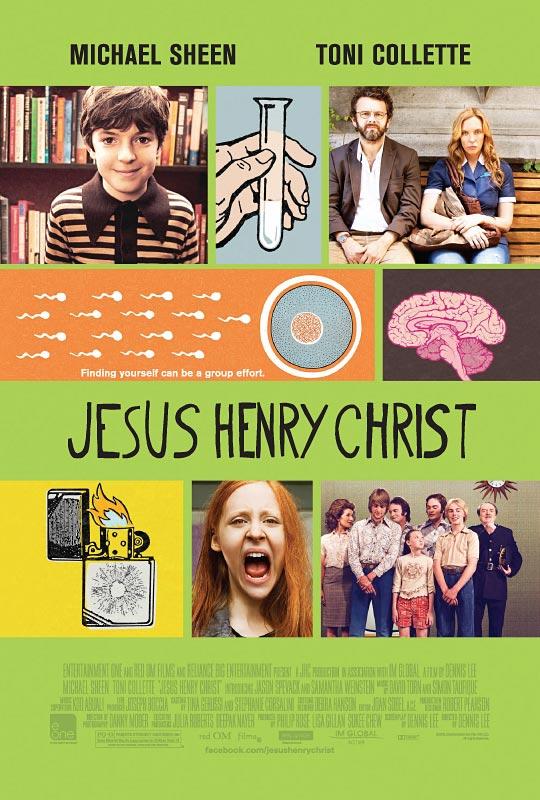 Filme Poster Jesus Henry Christ DVDRip XviD & RMVB Legendado