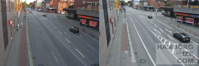 Umbau Billstedter Hauptstraße