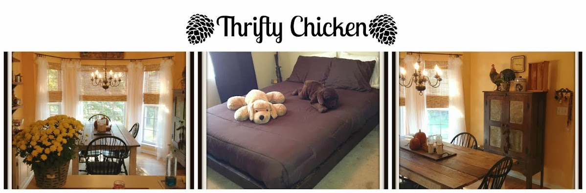 Thrifty Chicken