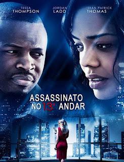Assassinato No 13º Andar - DVDRip Dublado