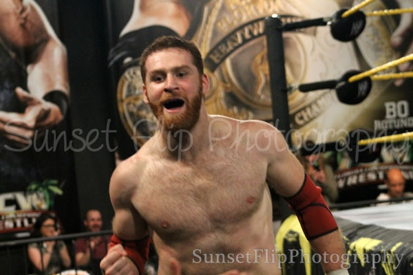prowrestling el generico competes in wwe nxt without as