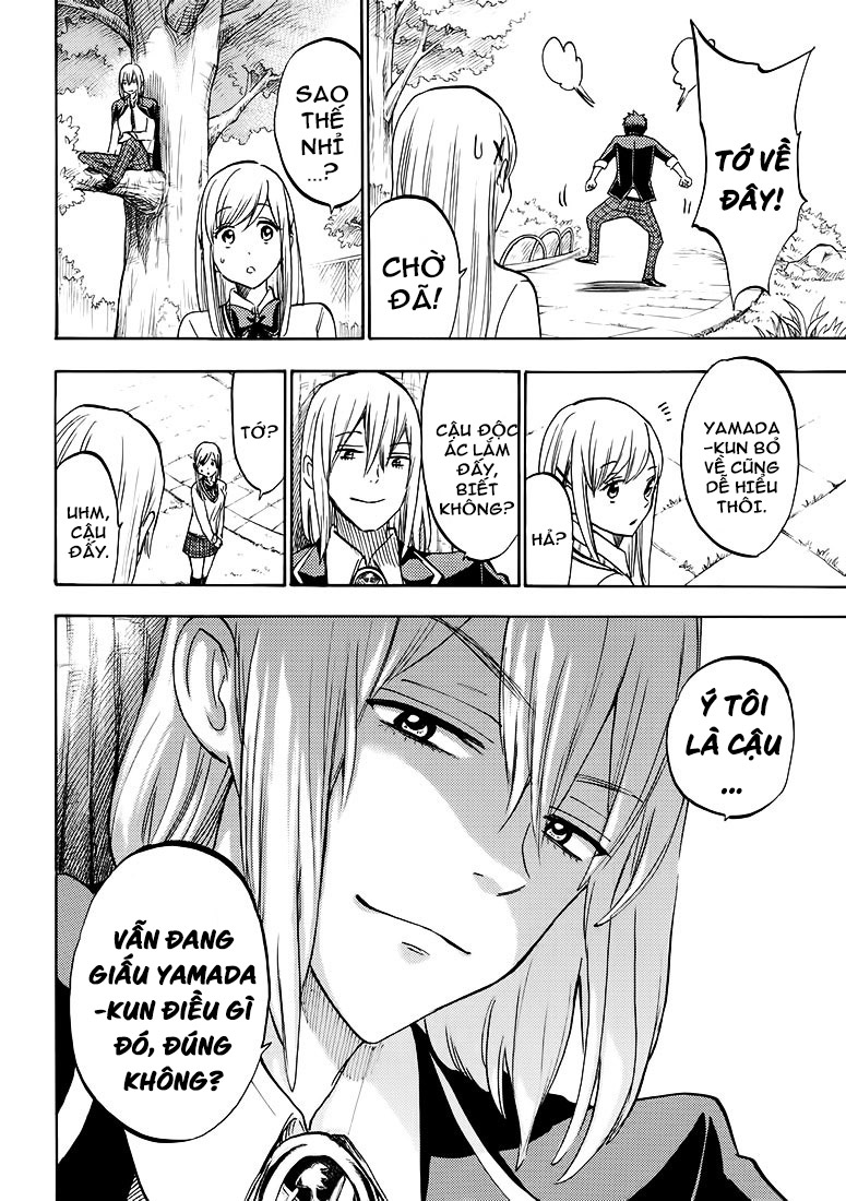 Yamada-kun to 7-nin no majo chap 184 page 20 - IZTruyenTranh.com